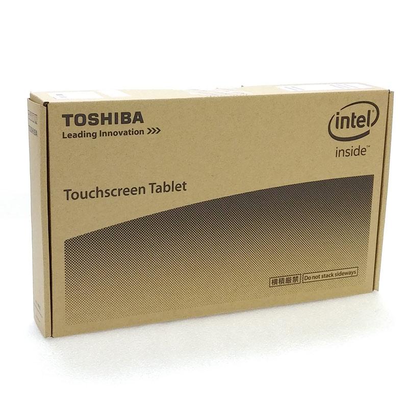 未使用・美品タブレット 東芝 Androidタブレット A205SB ブラック (開封未使用品)