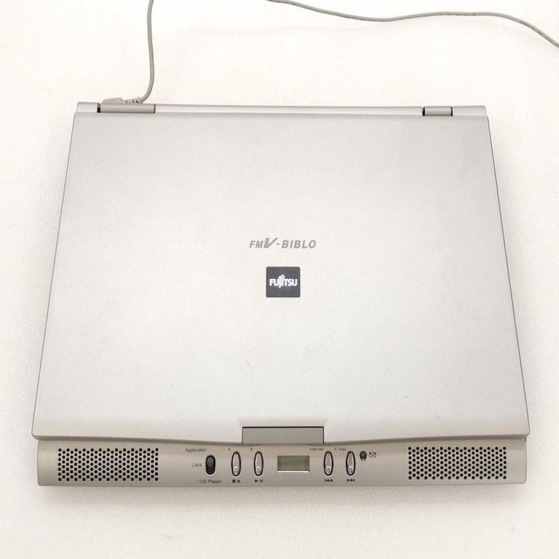 【ジャンク品】 富士通 FMV-BIBLO NE/33E ジャンクPC ジャンクパソコン 【ACアダプタ付き】 保証無し