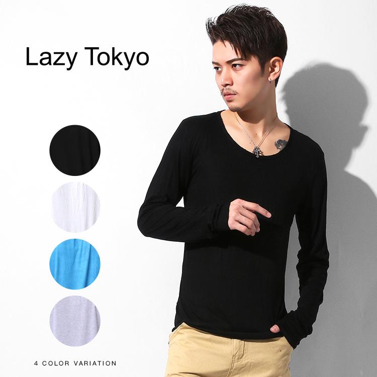 【SALE】Lazy Tokyo Cut OffロンT