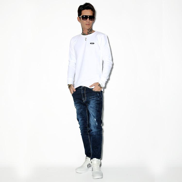 【SALE】RebeL Oval WappenサーマルロングTシャツ