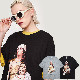 【SALE】Lazy Tokyo Mother Photo Big Silhouette Tシャツ
