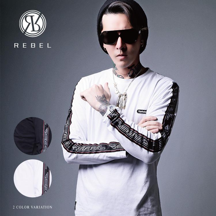 【SALE】RebeL Classical Line TapeロンT