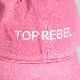 【SALE】RebeL Neon Dyed TopRebeLパネルキャップ