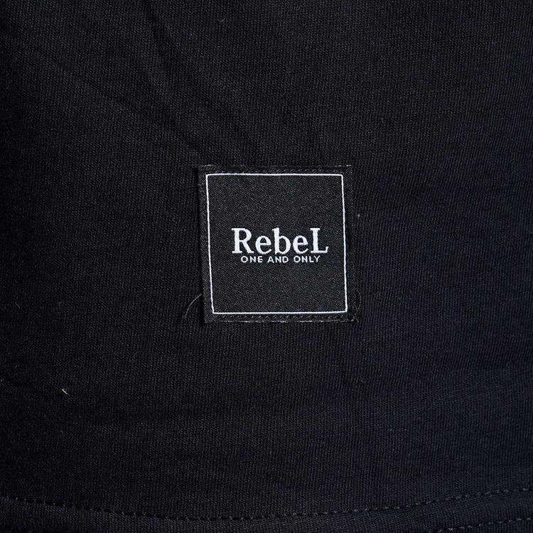【SALE】RebeL BIGスクエアロゴロンT