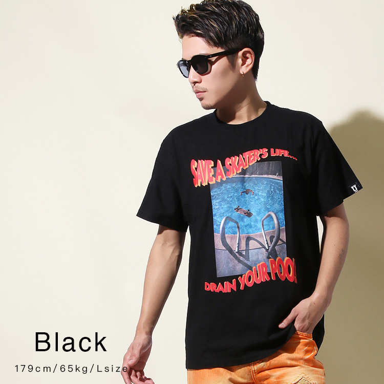【SALE】Lazy Tokyo Save a Skaters Tシャツ
