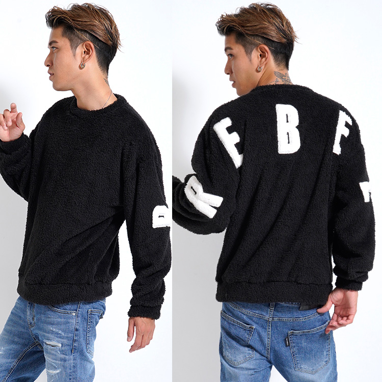 【SALE】RebeL Big Logo Boaトレーナー