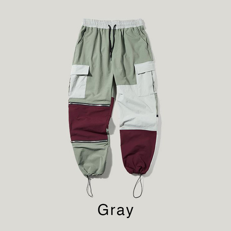 【SALE】Lazy Tokyo Switchingジョガーカーゴパンツ