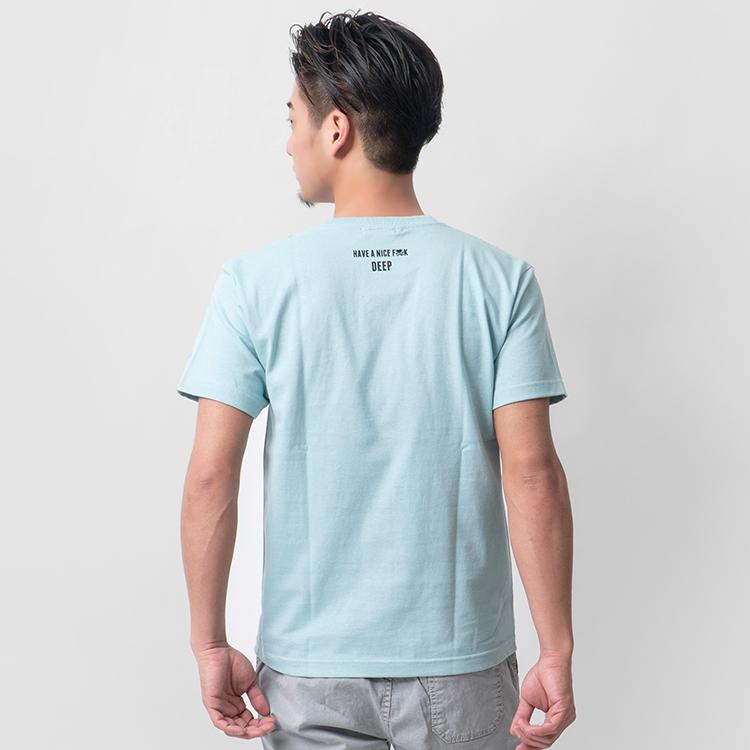 【SALE】DEEP Hotel Photo Tシャツ