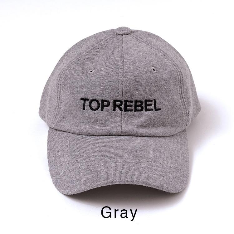 【SALE】RebeL TOPREBEL Sweatパネルキャップ