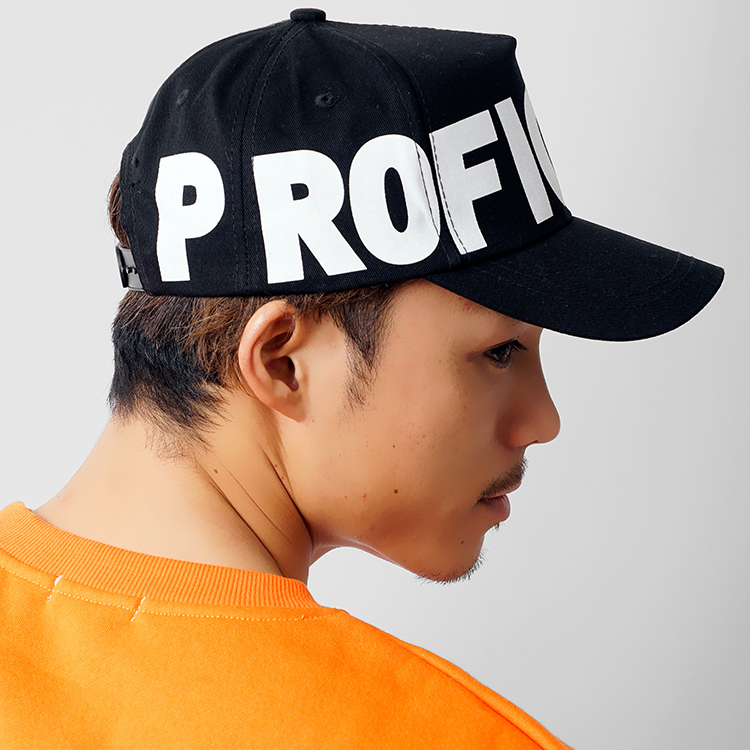"""【SALE】Lazy Tokyo """"PROFICIENTLY"""" BBキャップ"""