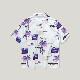 【SALE】Lazy Tokyo Digital Alohaオープンカラーシャツ