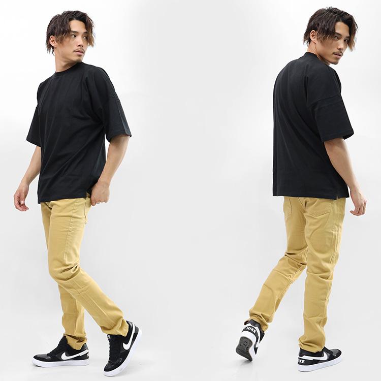 【SALE】Lazy Tokyo Simple Five Pocketパンツ