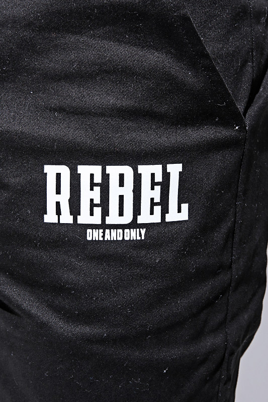 【SALE】RebeL Revival Print ワークチノパン