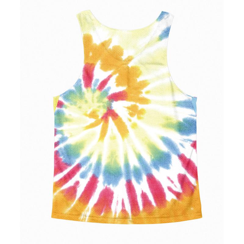 Singlet Rainbow Tie dye