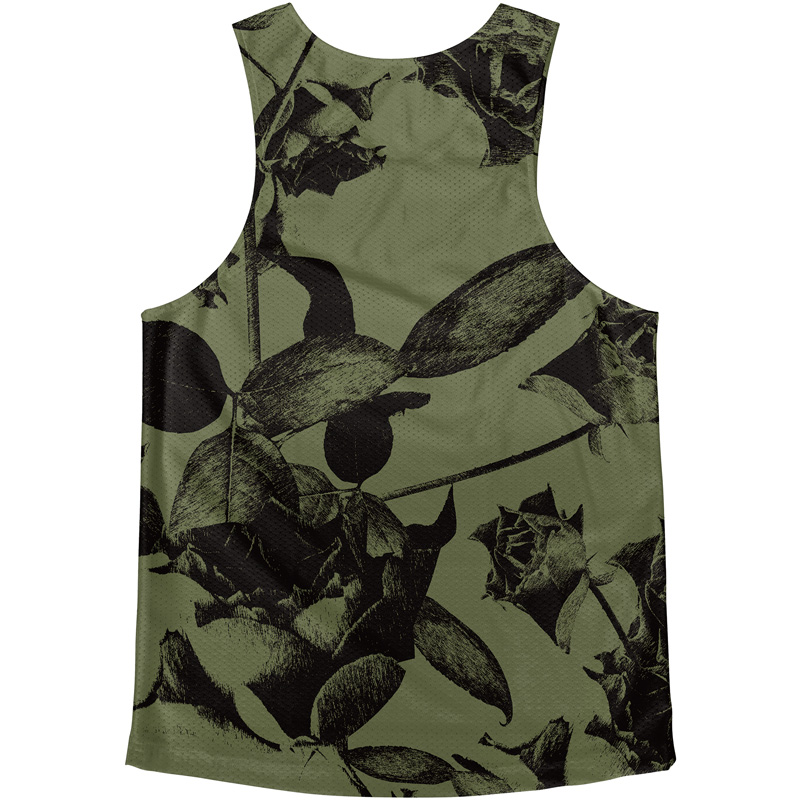 SHORTS White Barbed wire