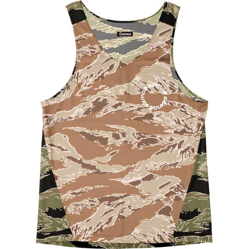 Singlet Camouflage Pattern