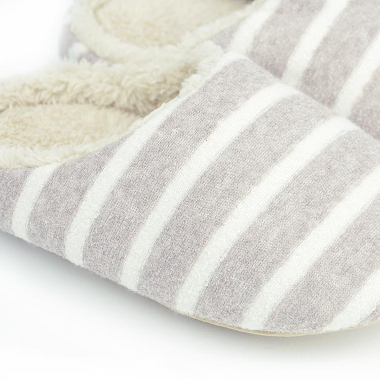 【g.natural】≪肌側綿100%≫ダンボール 先染ボーダー柄 メンズパジャマ