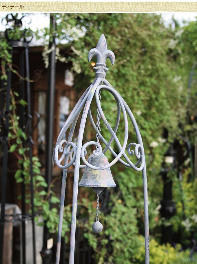 アイアンオベリスク タワーベルL型  アイアントレリスガーデニング/フェンス/フラワー エクステリア/ガーデン/装飾/庭/オベリスク/バラ アーチ/