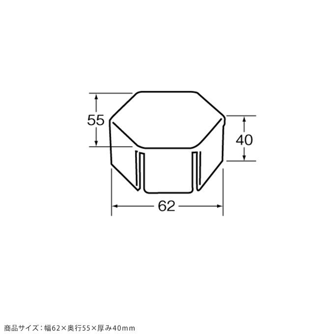 ターフグリッド 専用 マーカー (100個入) 専用パーツ目印/