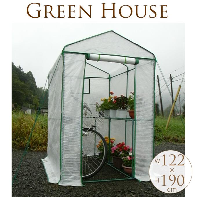 ビニールハウス 家庭用 大容量 ジャンボ 温室 フラワーラック大型 カバー/家庭菜園/ガーデンハウス/大きい 大きな/ガーデニング/寒さ対策/冬 園芸/パイプ プランター/庭/