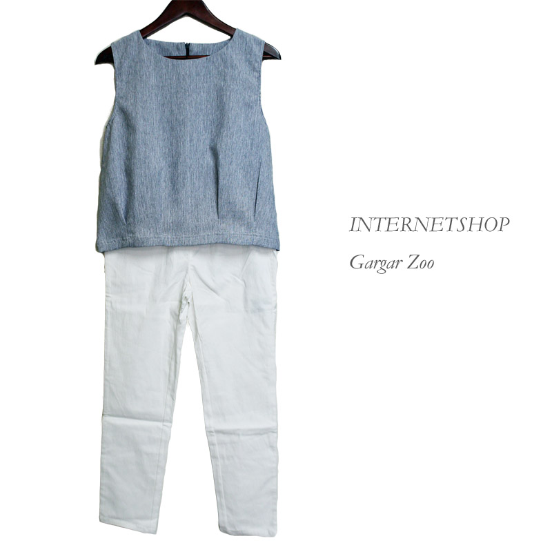〜Cool Beauty Tops Non SLEEVES 〜 トップス ノン スリーブス