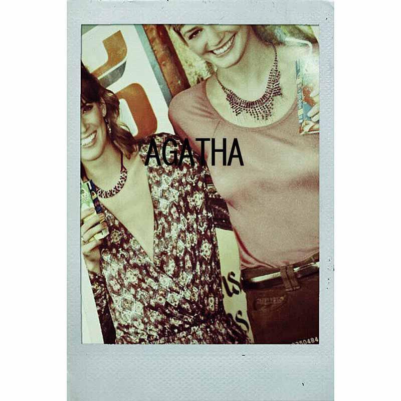 AGATHA(アガタ)ネックレス