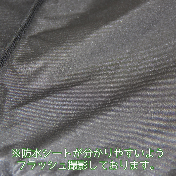 【男女兼用】子供用介護肌着 2分丈防水裏地オーバーパンツ 120〜160cm