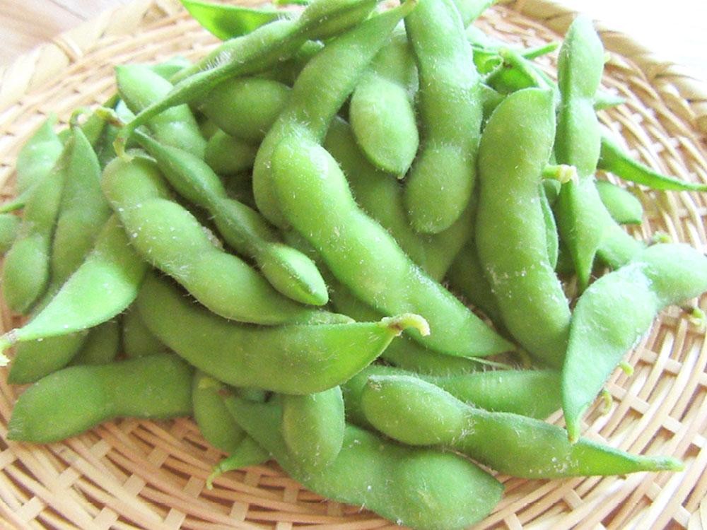 黒埼産 枝豆1kg
