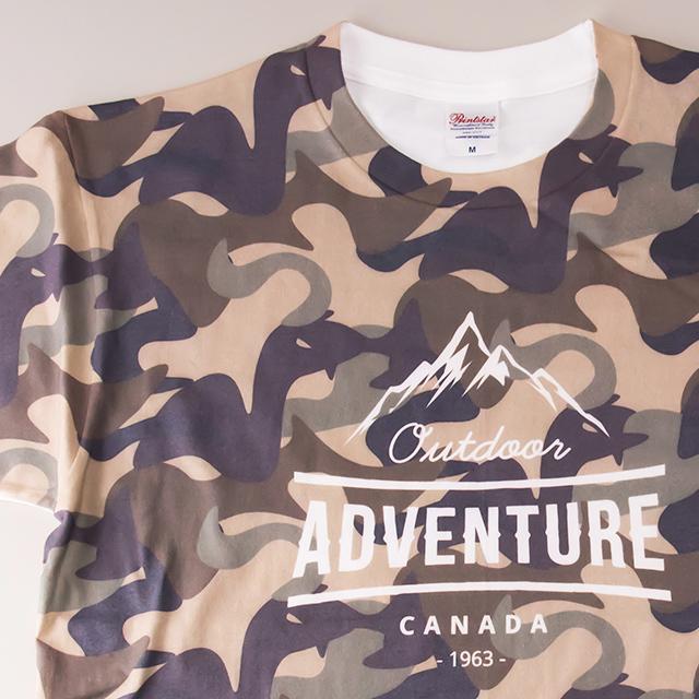 フルグラフィックTシャツ(DM030の在庫が無くなり次第終了します)