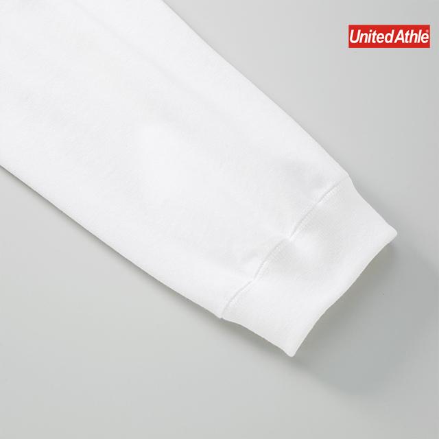 オーセンティックスーパーヘヴィーウェイト 7.1オンス ロングスリーブTシャツ(1.6インチリブ)( 001 ホワイト )