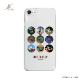 iPhoneケース【01】 バタフライ