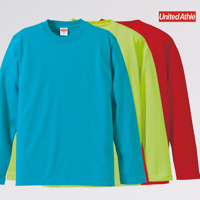 5.6オンス ロングスリーブTシャツ(カラー選択 )