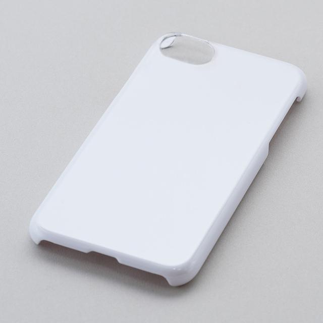 iPhone 6plus/6splus/7plus/8plus兼用ハードケース(白)