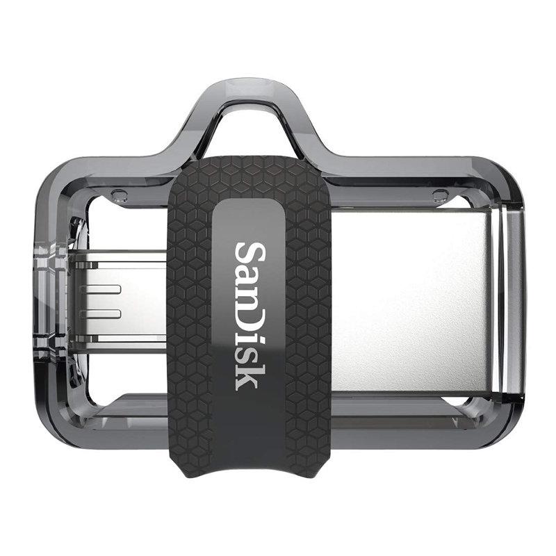 サンディスクAndroid対応16GB【USBメモリSDDD3-016G-G46 x2点セット】USB3.1/3.0/2.0対応
