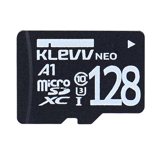 Hynixグループ永久保証128GB【microSDXCカードK128GUSD3U3-NJ】SDアダプタ付・UHS-1 U3・CLASS10・V10・A1