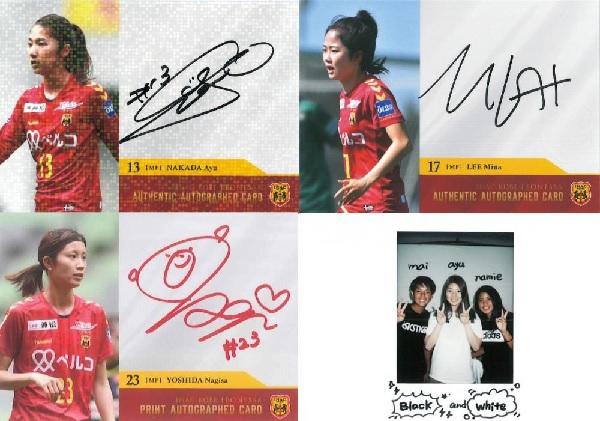 2019 INAC神戸 レオネッサ クラブオフィシャル トレーディングカードVOL.2 BOX(送料無料) (11月9日発売)