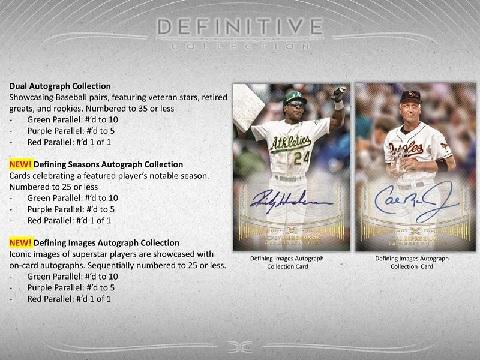 MLB 2021 DEFINITIVE COLLECTION BASEBALL(送料無料)