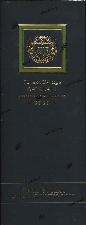 MLB 2020 FUTERA UNIQUE BASEBALL