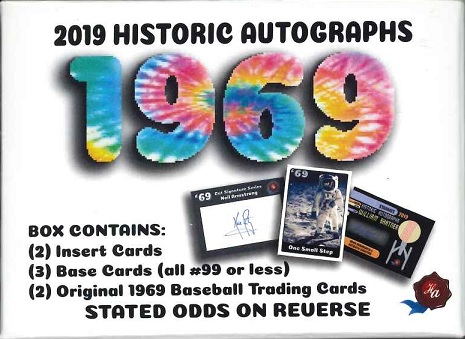 "2019 HISTORIC AUTOGRAPHS 1969 ""Peace, Love,&'69""(送料無料)"