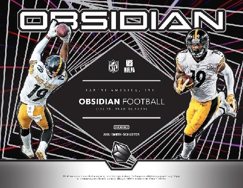 NFL 2019 PANINI OBSIDIAN FOOTBALL