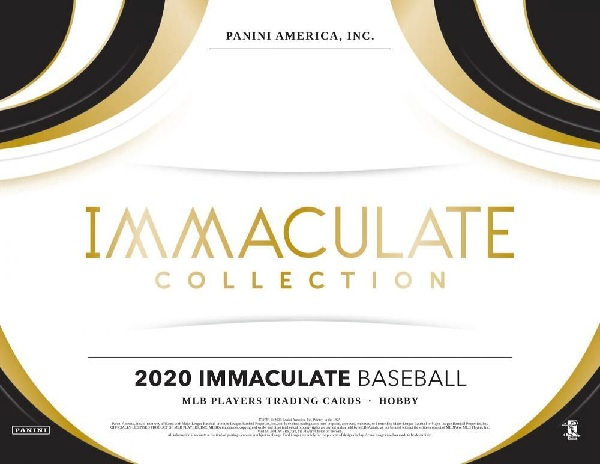 MLB 2020 PANINI IMMACULATE BASEBALL