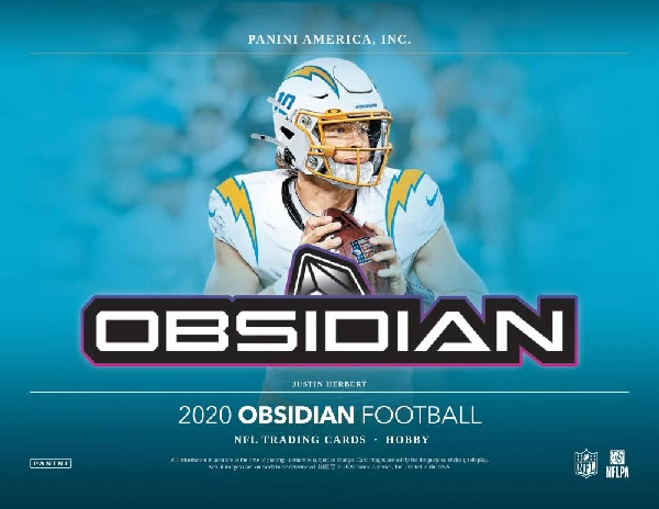 NFL 2020 PANINI OBSIDIAN FOOTBALL