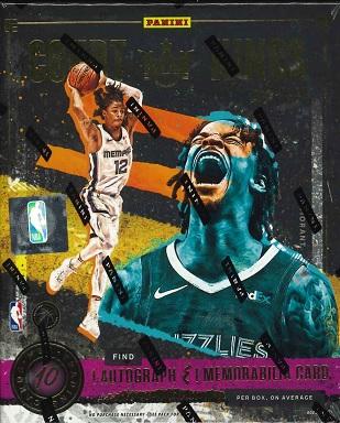 NBA 2020/21 PANINI COURT KINGS HOBBY