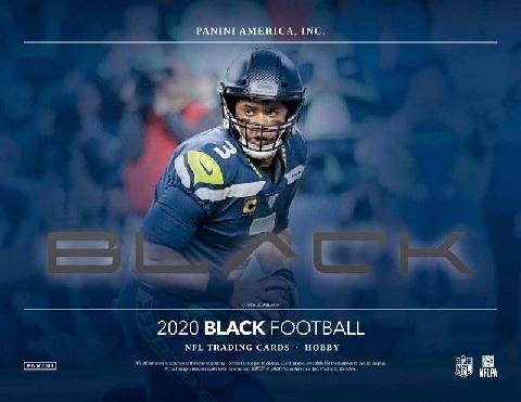 NFL 2020 PANINI BLACK FOOTBALL