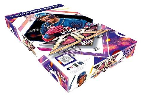 MLB 2020 TOPPS FIRE BASEBALL BOX(送料無料)