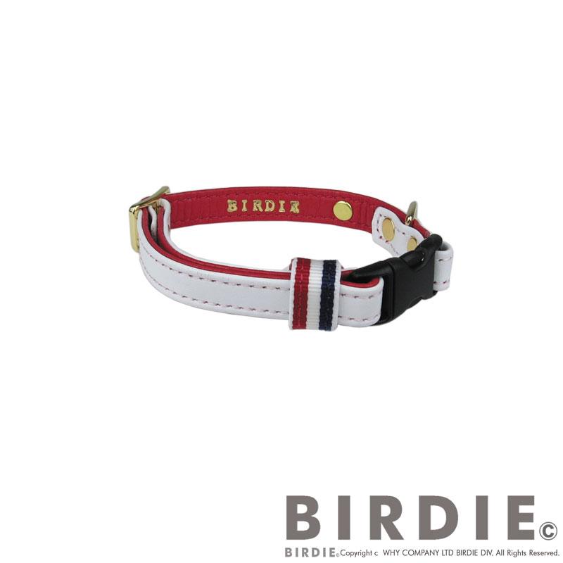 SSスターソフトレザーカラー【BIRDIE小型犬・猫用ワンタッチバックル本革首輪】