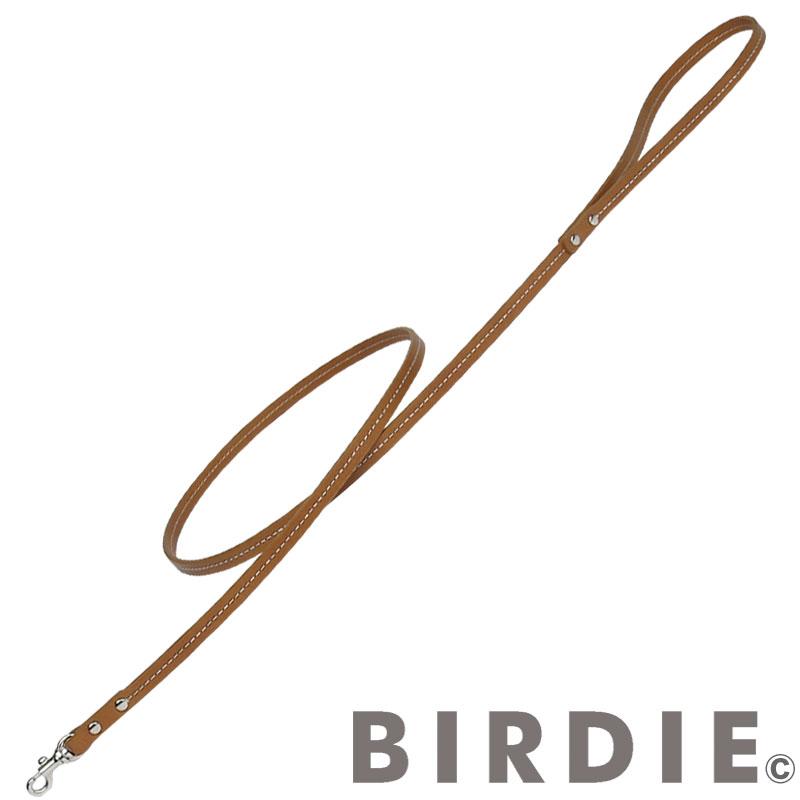 新色追加 ステッチラインリード【BIRDIE超小型犬本革リード】