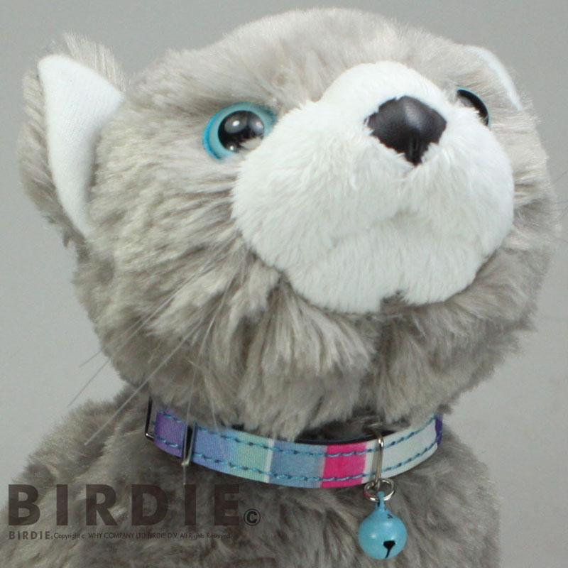 CATマルチボーダーカラー【BIRDIE猫用首輪】