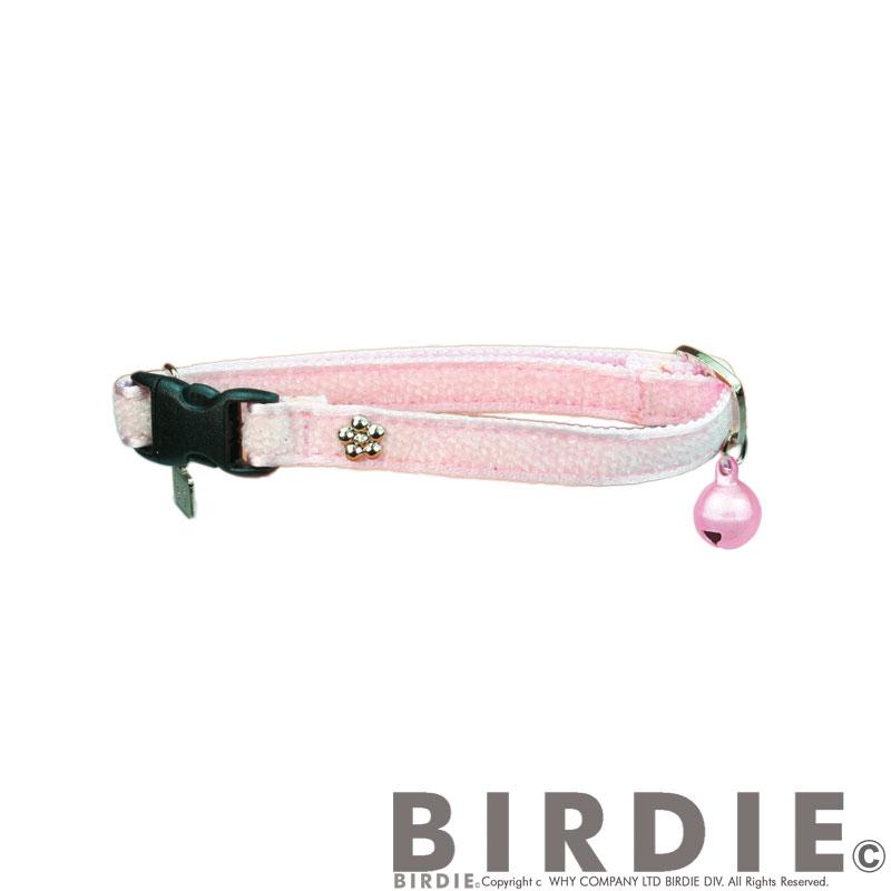 CATキャットソフトベロアカラー【BIRDIE猫用首輪】