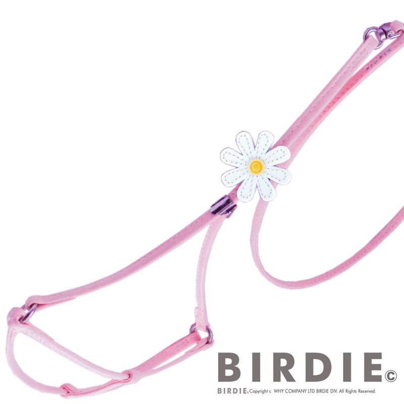 M マーガレット胴輪リード【BIRDIE胴輪リード】